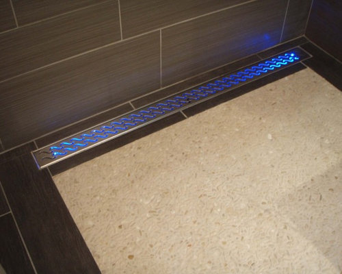 Linear Shower Drain Ideas Pictures Remodel And Decor