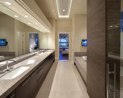 galley style bathroom design ideas remodels amp photos