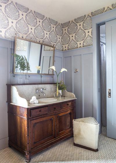 Traditional Bathroom by Carlton Edwards