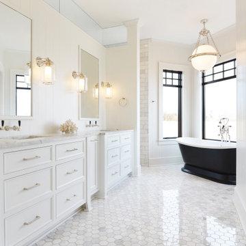 Waterford Residence Master Suite Bathroom