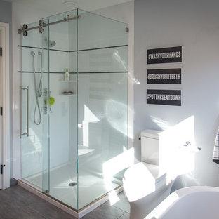 Waterfront Complete Renovation -Boys Bathroom