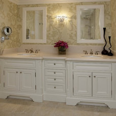 Traditional Bathroom by Stanton Interiors
