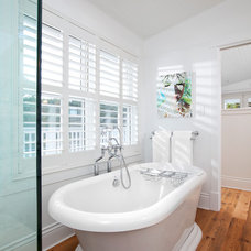 Traditional Bathroom by jodi foster design + planning