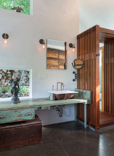 salle de bains de la semaine une extension r cup 39 avec vue. Black Bedroom Furniture Sets. Home Design Ideas