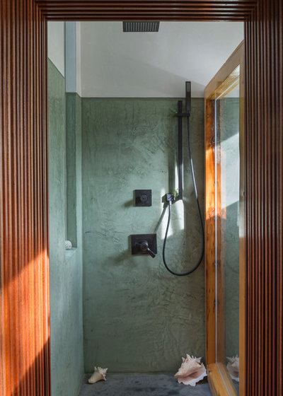 Contemporain Salle de Bain by from [in] form, LLC