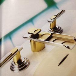 Watermark Designs Contemporary Faucets - Watermark Designs Contemporary Lavatory Bathroom Faucets