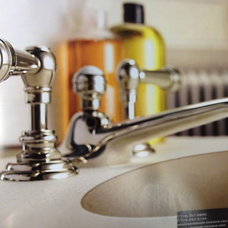 Traditional Bathroom Faucets And Showerheads by Westheimer Plumbing & Hardware