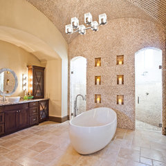 traditional bathroom by Maison Market