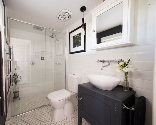 Small brisbane bathroom design ideas renovations photos for Bathroom designs brisbane