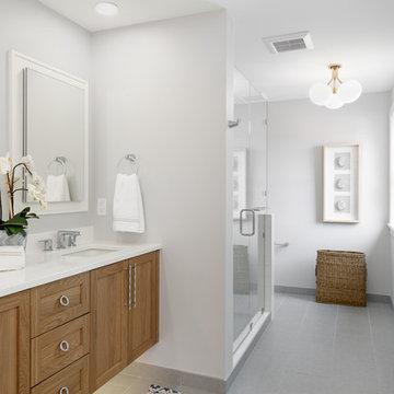 Wayzata Luxury Duplex Upper Lake Rental