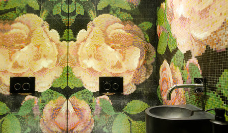 10 Inspiring Ways to Wow With Your Powder Room