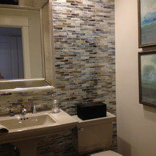 Traditional Bathroom by Bill Fenwick Plumbing