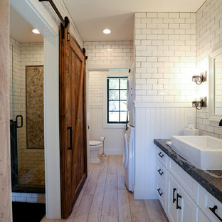 100+ Transitional Bathroom with Soapstone Countertops Ideas: Explore on mariana soapstone, polished soapstone, dorado soapstone,