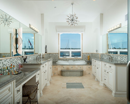 His And Hers Bathroom Houzz