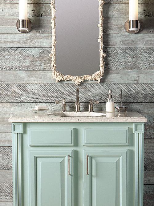 Shabby Chic Style Bathroom Design Ideas Renovations