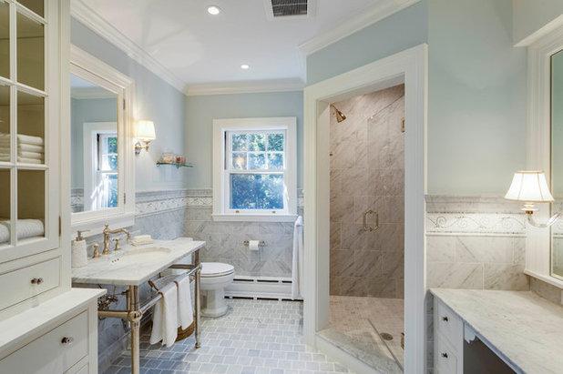 Traditional Bathroom by ARCHWRIGHT, LLC.