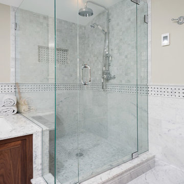 Wellesley Master Bathroom