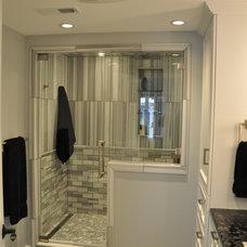 Contemporary Bathroom by Royston Design + Contracting