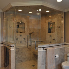 Traditional Bathroom by Royston Design + Contracting