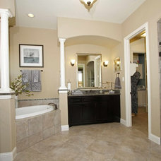 Traditional Bathroom by K. Hovnanian Homes