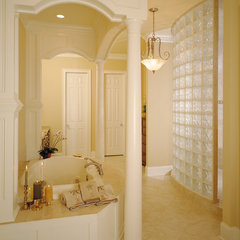 traditional bathroom by Jamison Howard