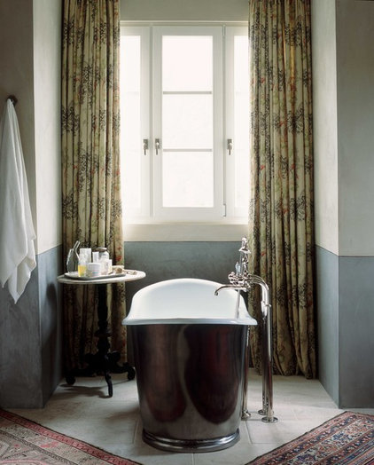 traditional bathroom by Wendi Young Design