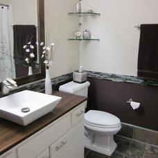 Contemporary Bathroom Wendy Meeker