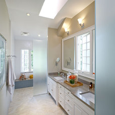 Contemporary Bathroom by Wentworth, Inc.