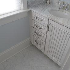 Traditional Bathroom by Capital Kitchen & Bath