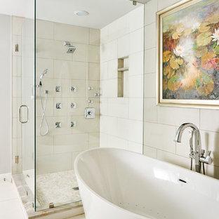 Wesley-Wayne Interiors Bathrooms