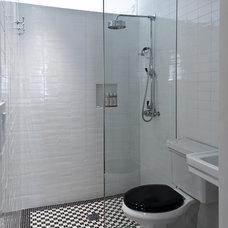 Traditional Bathroom by Jane Kim Design