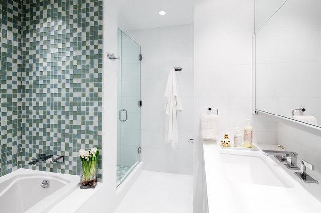 Contemporary Bathroom by Alexander Butler   Design Services, LLC
