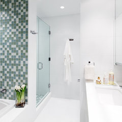 contemporary bathroom by Alexander Butler | Design Services