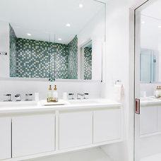 Contemporary Bathroom by Alexander Butler | Design Services, LLC