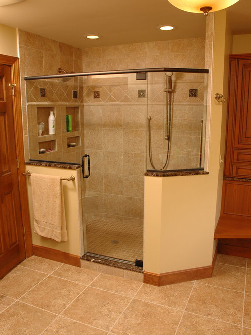 Medium Sized Traditional Bathroom Design Ideas ...