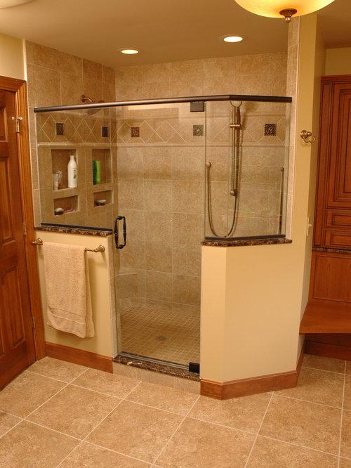 Medium Sized Traditional Bathroom Design Ideas ...