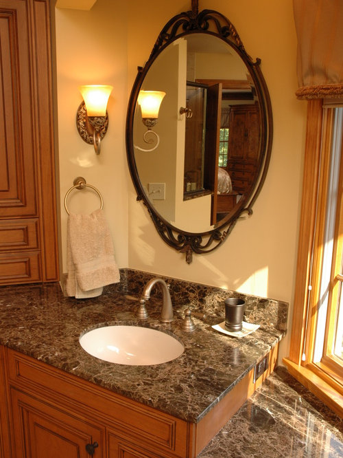 West chester master bathroom without tub for Master bathrooms without bathtubs