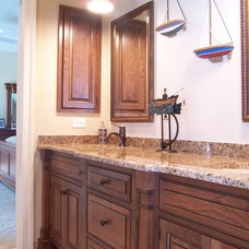 Traditional Bathroom by George's Kitchens, Inc.