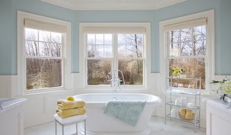 4 Secrets to a Shiny-Clean Bathtub