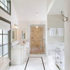 Traditional Bathroom by Lanthia Hogg Designs