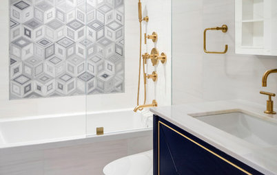 New This Week: 6 Unexpected Bathroom Makeover Ideas