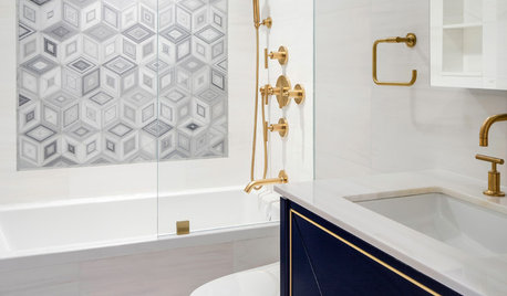 Awe Inspiring Bathroom Design On Houzz Tips From The Experts Download Free Architecture Designs Xaembritishbridgeorg