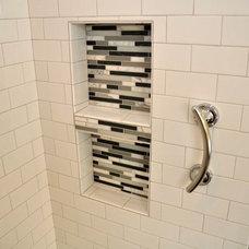 Modern Bathroom by Hawks Renovations LLC