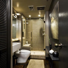 Contemporary Bathroom by SRM Architecture and Interiors