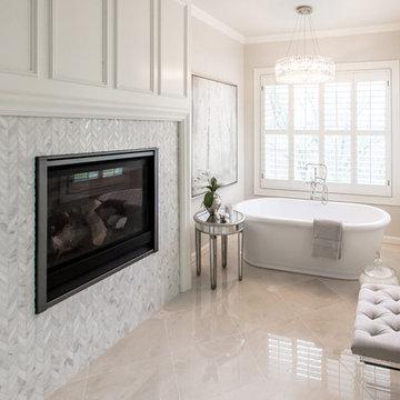 West Hills Master Bathroom Remodel
