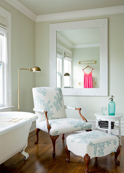 Victorian Bathroom by Jessica Helgerson Interior Design