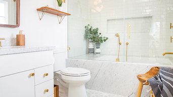 WEST HOLLYWOOD NURSERY + BATHROOM