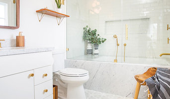 WEST HOLLYWOOD NURSERY + BATHROOM