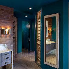 Contemporary Bathroom by Preston Lee Design