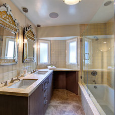 Traditional Bathroom by SoCal Contractor